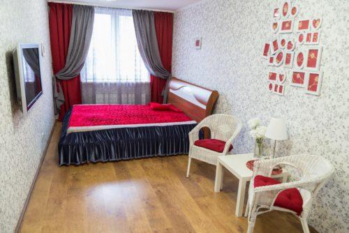Квартира Классика посуточно в Екатеринбурге