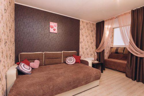 Квартира Колибри посуточно в Екатеринбурге