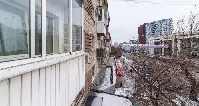Студия на Малышева посуточно в Екатеринбурге