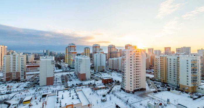 Сапфир — квартира у метро Чкаловская посуточно в Екатеринбурге