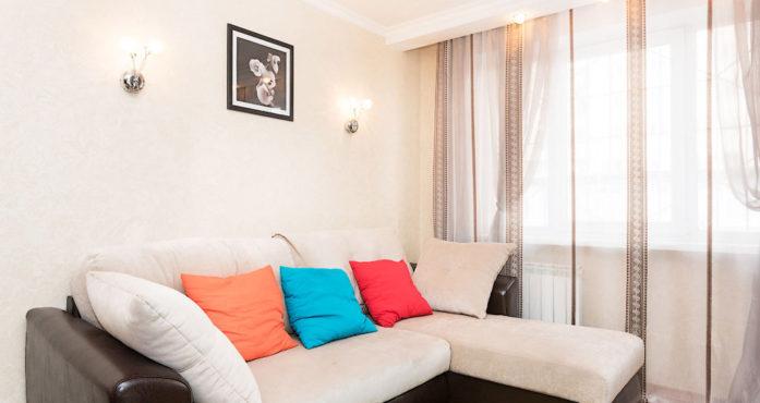 2-х комнатная квартира бизнес класса посуточно в Екатеринбурге