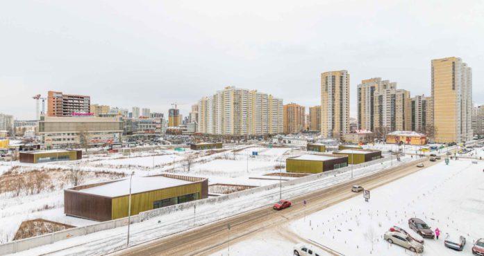 ЛЮКС С КАМИНОМ В НОВОСТРОЙКЕ посуточно в Екатеринбурге