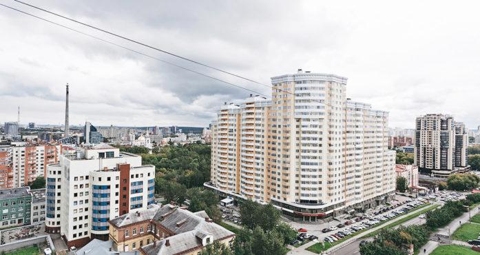 Двушка в центре посуточно в Екатеринбурге