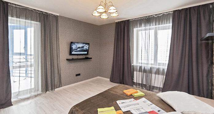 Квартира VIP класса у Аквапарка посуточно в Екатеринбурге
