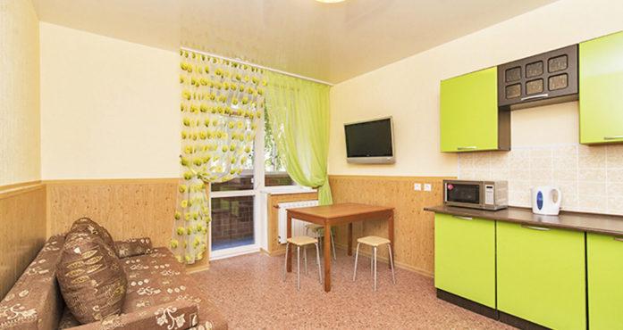 Квартира в новом доме посуточно в Екатеринбурге