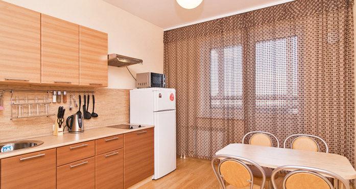 Теплая квартира на Токарей посуточно в Екатеринбурге
