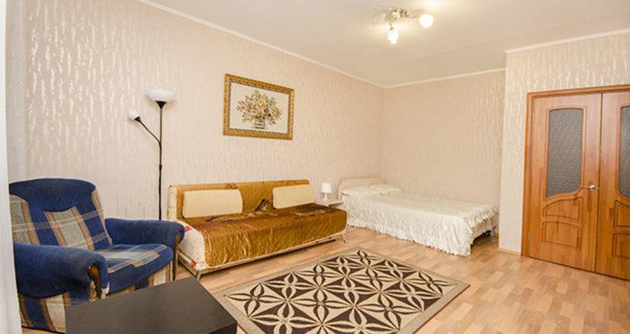 Квартира у цирка посуточно в Екатеринбурге