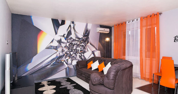Шикарная 2-к квартира студия VIP класса посуточно в Екатеринбурге