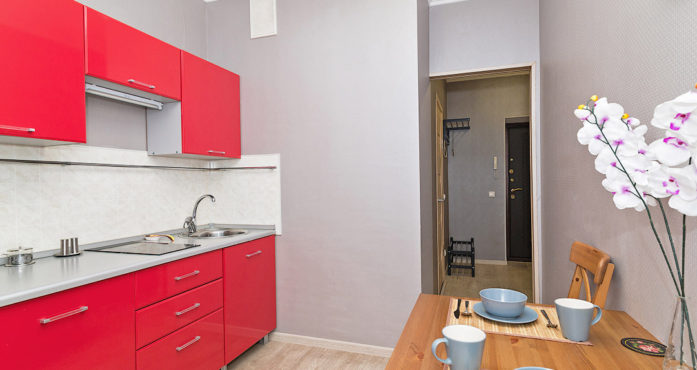 Квартира бизнес класса с евроремонтом посуточно в Екатеринбурге