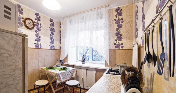 Двушка на Фурманова посуточно в Екатеринбурге