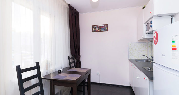 Стильная квартира студия бизнес класса посуточно в Екатеринбурге
