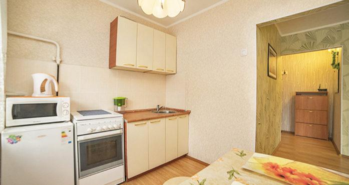 Теплая двушка в центре посуточно в Екатеринбурге